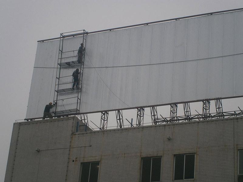 佛山市楼顶广告