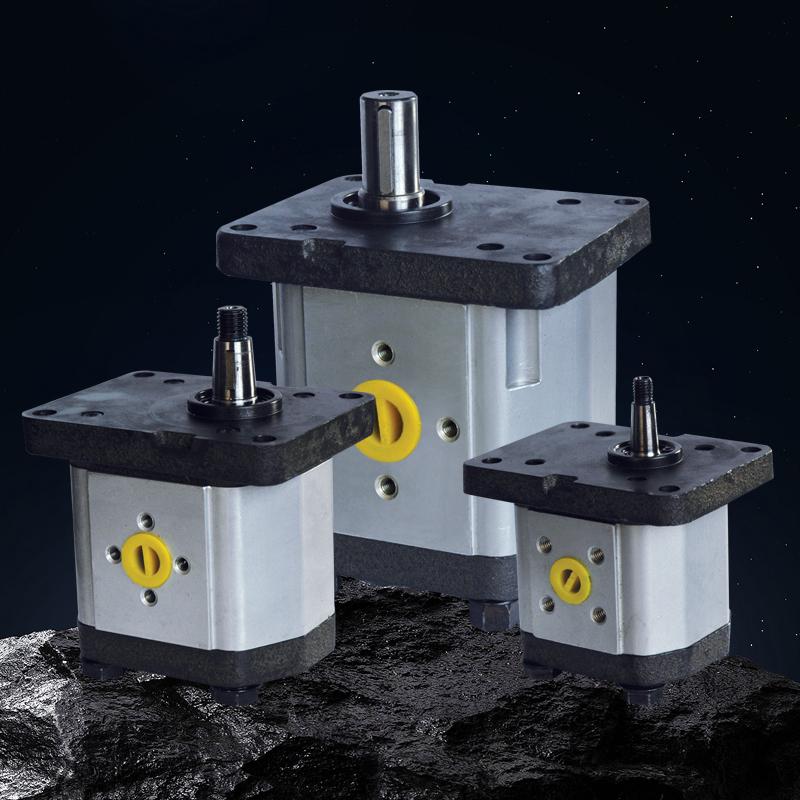 BHP1/2/3BO-D齿轮泵