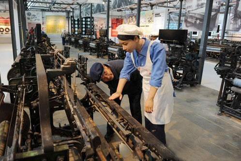 汉武帝时期,纺织业的发展!