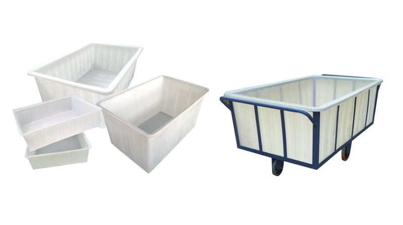 PE塑料方箱