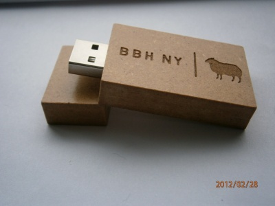 Paper Rectangle usb