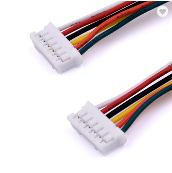 JST XH 2.5mm 6 Pin Connector Wire Harness