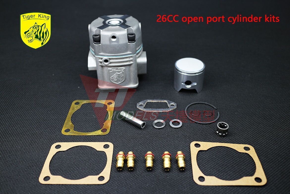 TK-A027(Open Port Cylinder Kits) $69