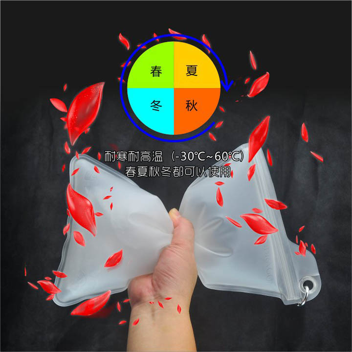 Outdoor environmental protection bag tpu environmental protection material multi-purpose reuse