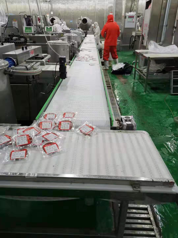 开箱机食品自动化包装生产线 图片实景拍摄