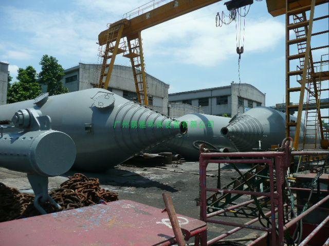 高炉煤气干法除尘器