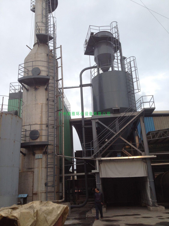 20T燃煤锅炉除尘脱硫及气力输灰