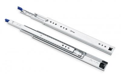 305302三節重型帶鎖鋼珠滑軌