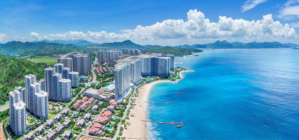 惠州碧桂园十里银滩项目