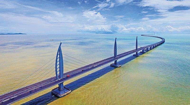 港珠澳大桥项目