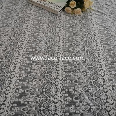 CSY110 网布刺绣