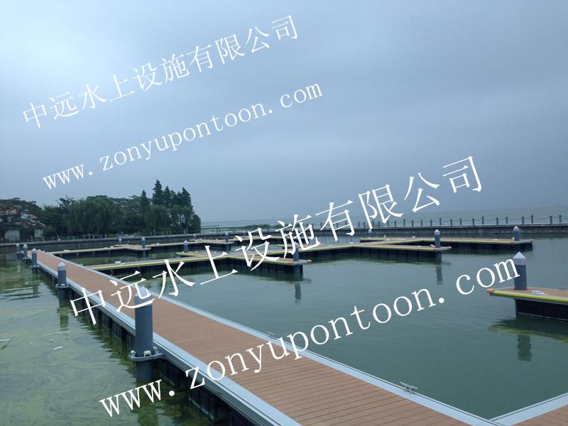 江苏某公园游艇码头