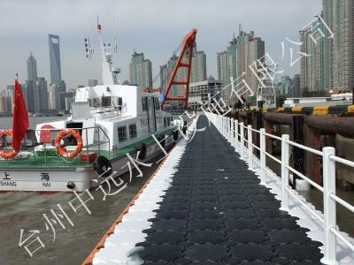 上海世博浮动码头