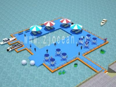 游泳池效果图