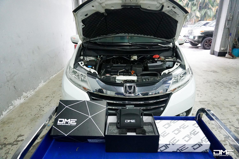 奥德赛2.4L动力升级 提升动力且降油耗