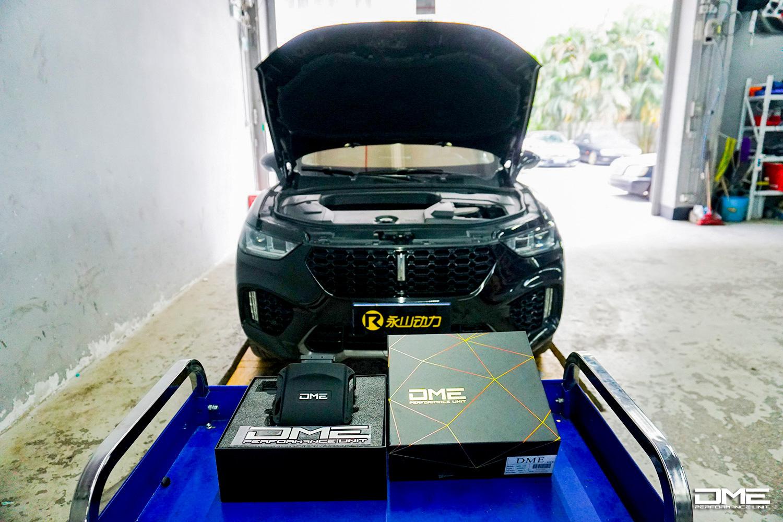 魏派VV5 2.0T动力升级 完美解决起步、加速、超车延迟。