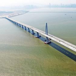 桥梁、大坝混凝土防碳化