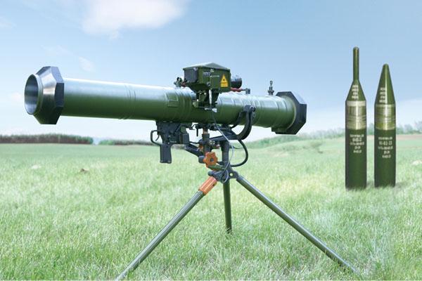 晋盾BB平台涂层可用于反坦克火箭系统