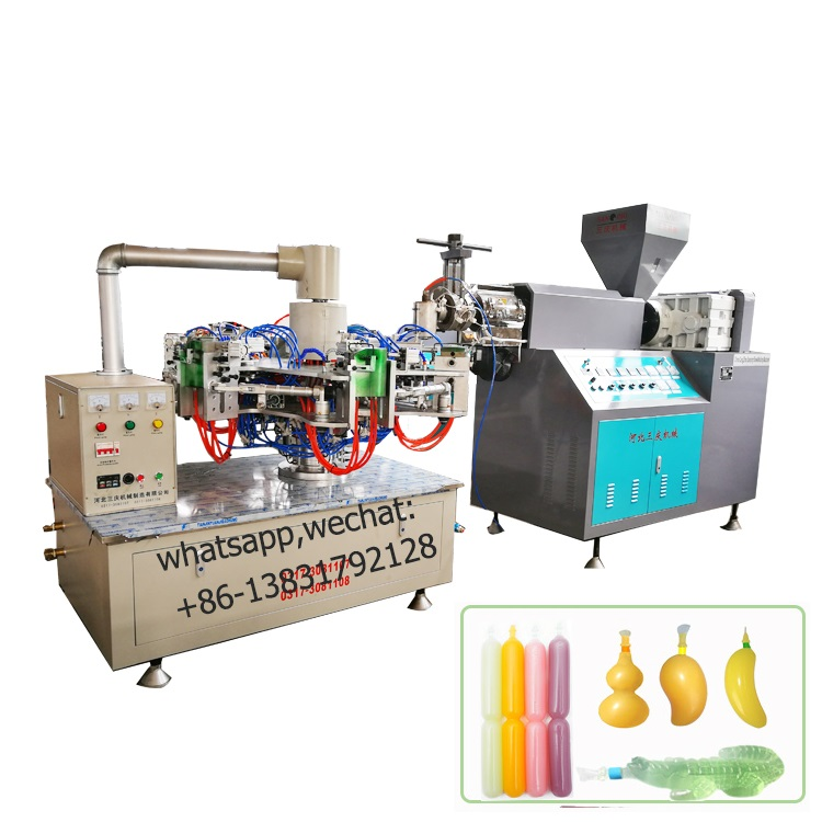 SQ-6 Rotary Blow Molding Machine