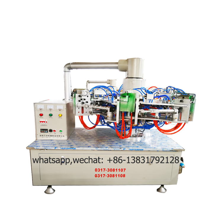 hdpe litchi/milk/yogurt bottle blowing machine