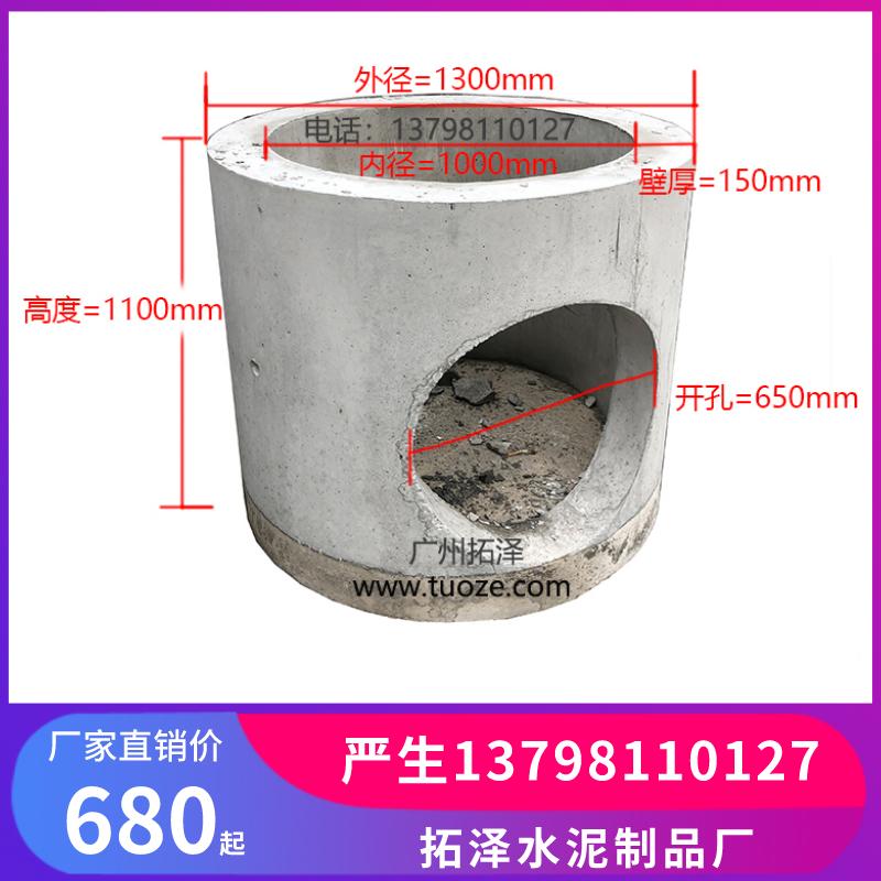 检查井,钢筋水泥预制井筒,沙井盖板