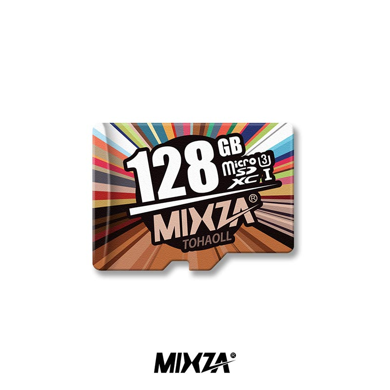 MIXZA Colorful trend Memory Card