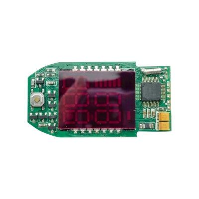 血氧仪控制板PCBA-LED