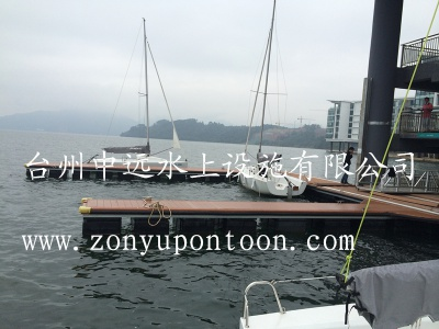 Anhui supporting yacht terminal