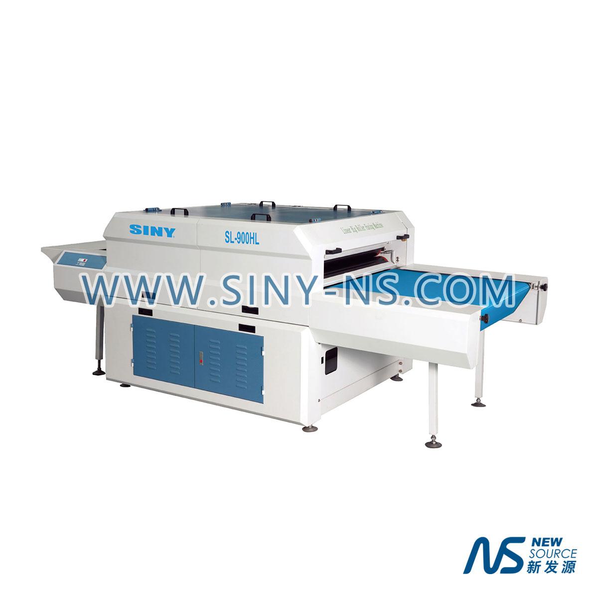 直线式大辊加压粘合机-SL-900HL