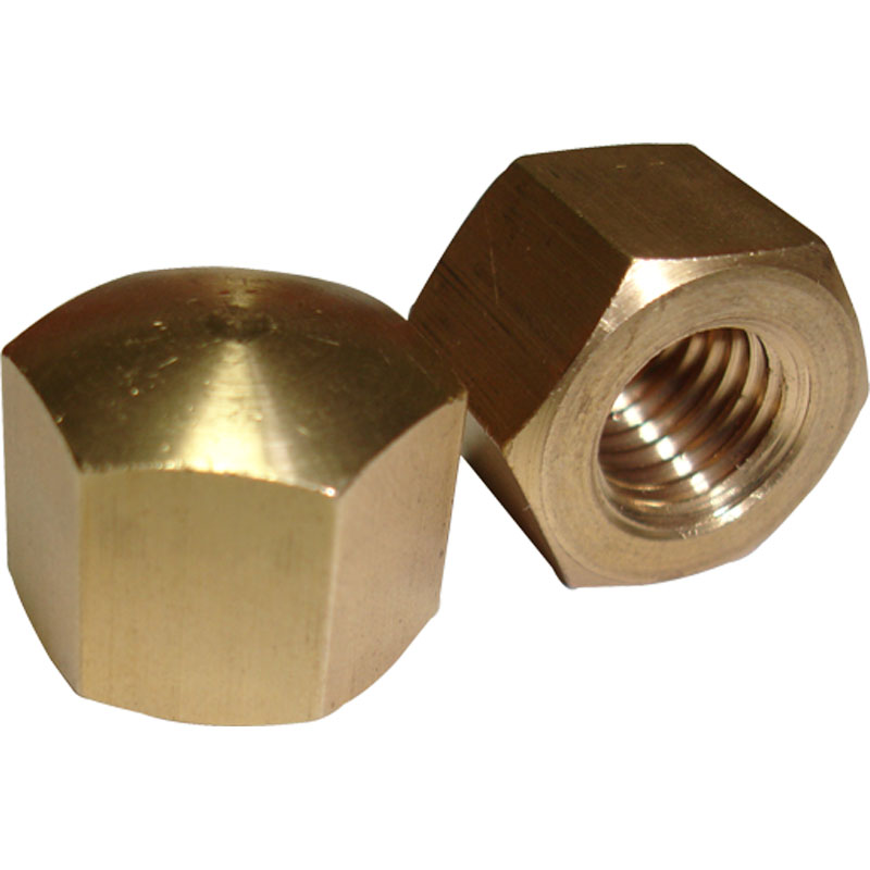 Hexagon Cap Nuts