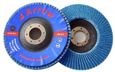Zirconium Flap Discs (T27 & T29)