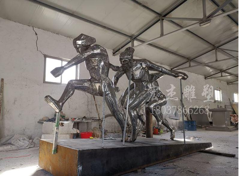 河南宏杰不锈钢雕塑