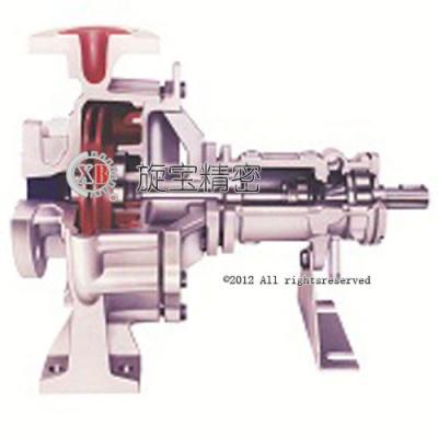 德国allweiler ntt系列高温热油泵