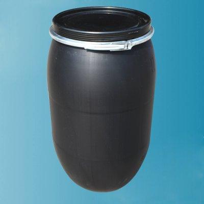 220L开口塑胶桶