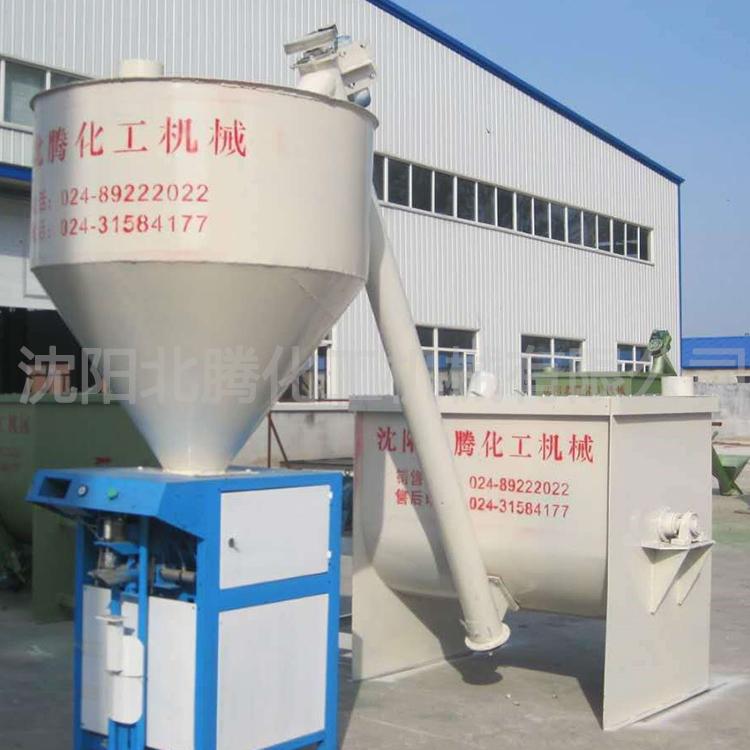 全自動干粉砂漿生產設備
