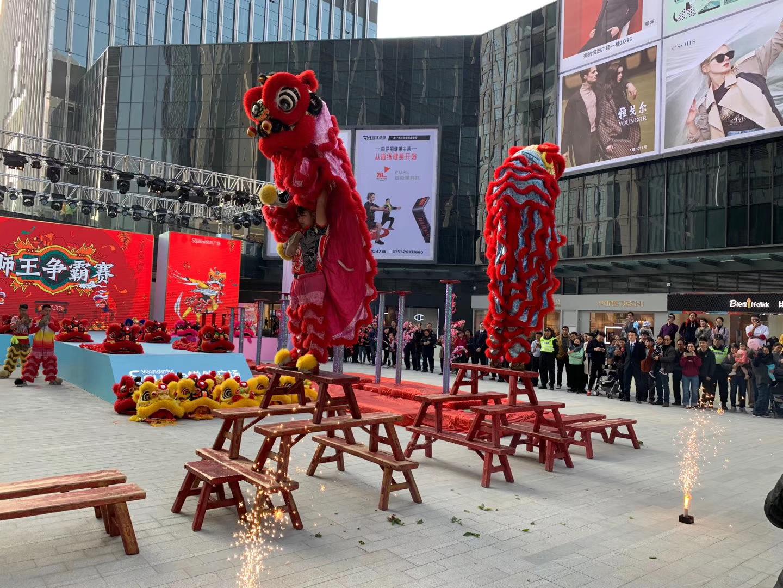 顺德悦然广场周年庆