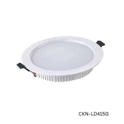 中坤CKN-LD415Gled嵌入式服裝店鋪商用照明裝吸頂導軌式超亮聚光背景墻天花射燈