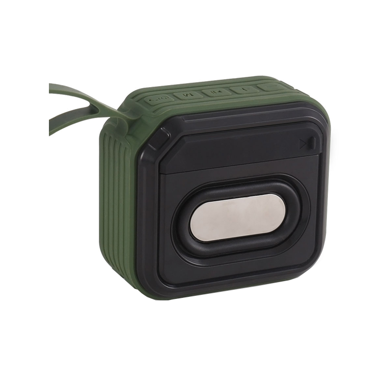 Bluetooth speaker with IPX6 waterproof, 1200mAh battery