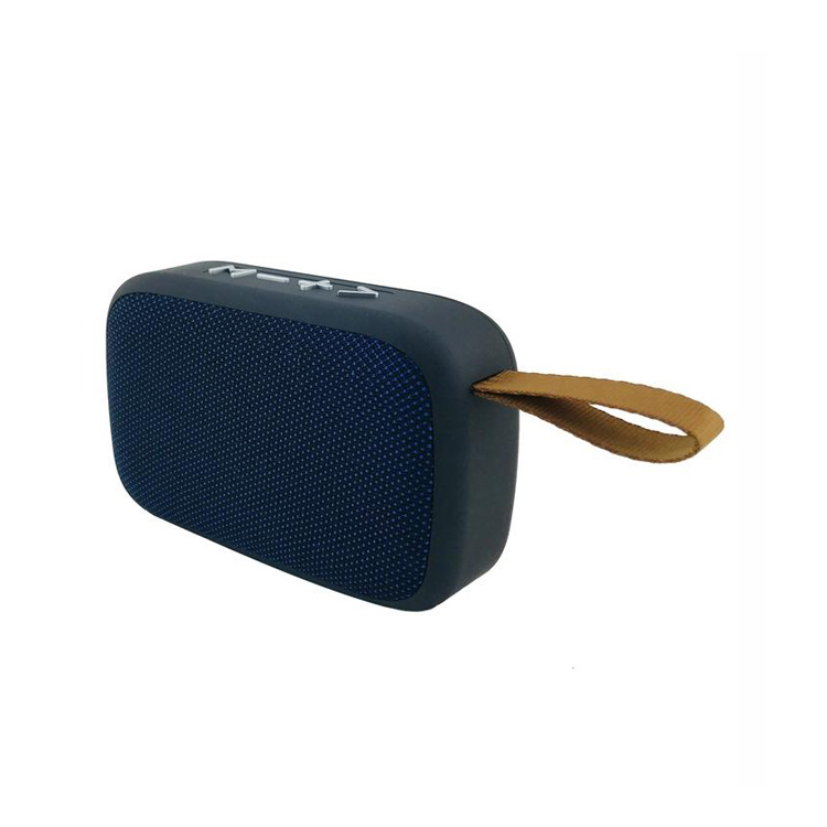 Hanging rope design, promotional gift bluetooth speaker