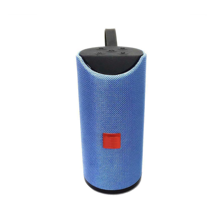 Hanging rope design bluetooth speaker-promotional gift