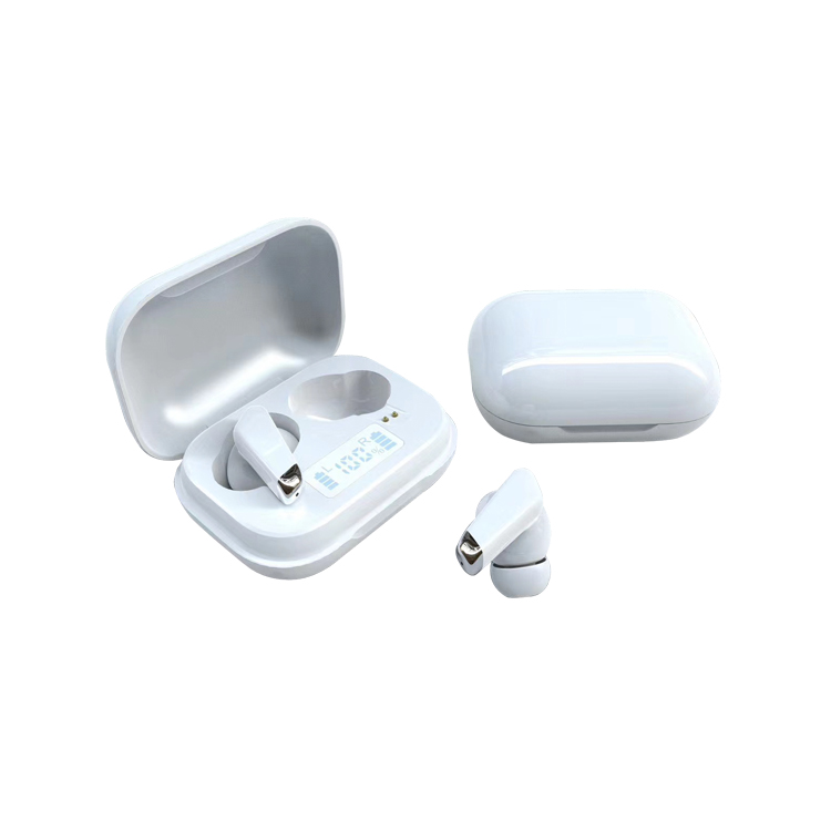 New design TWS earbud with digital desplay