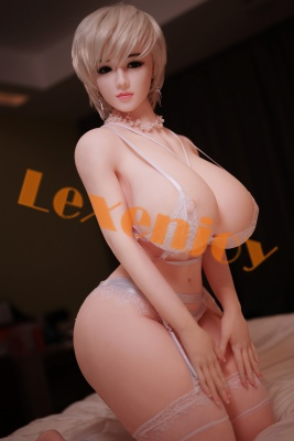 159cm Huge Breast Flora
