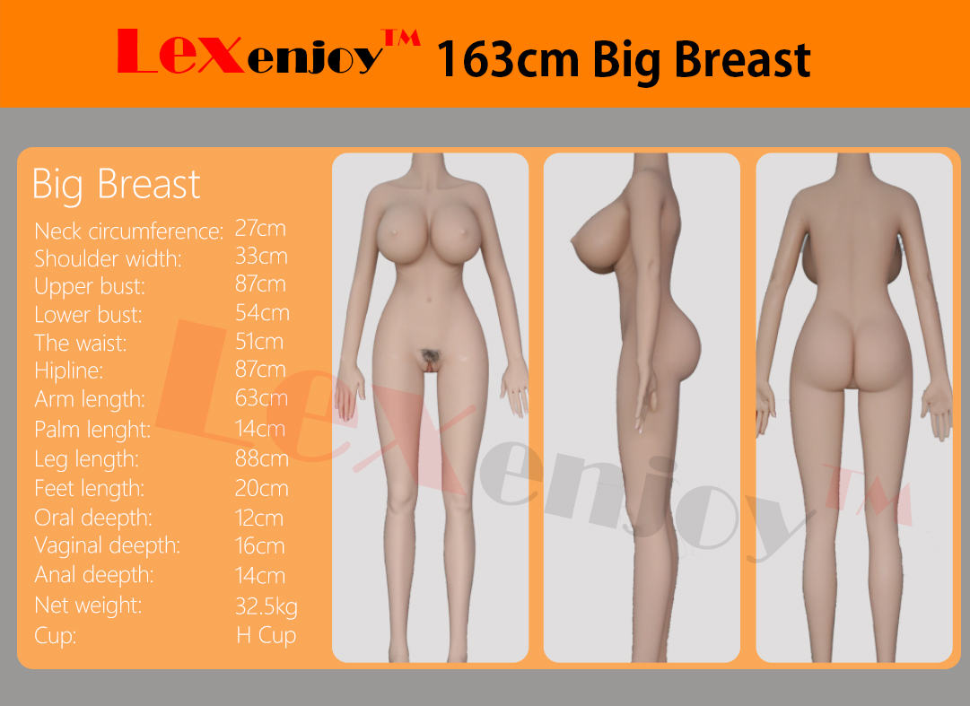 163cm Big Breast Natasha