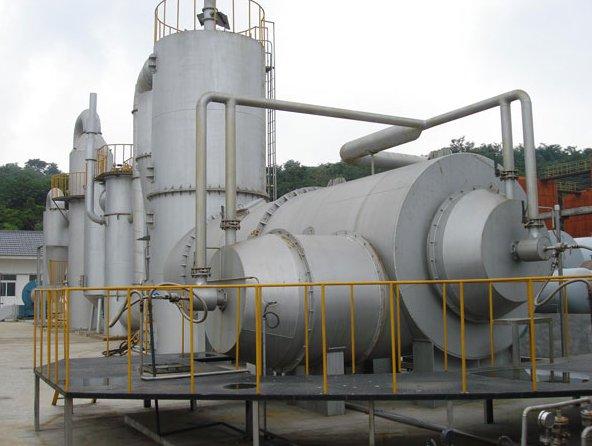 废液焚烧炉的技术分类和运行原...