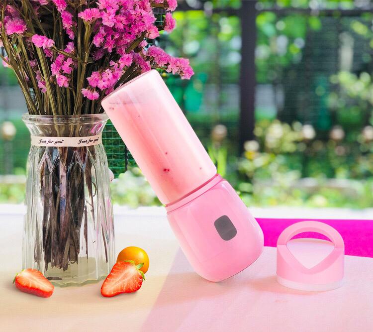 Portable Fruit Vegetable USB Mini Small Juicer Juice Cup Blender