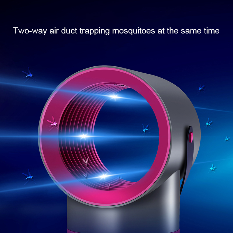 2020 New USB Electronic Insect Pest Zapper Insect Repeller Mosquito Killer Lamp