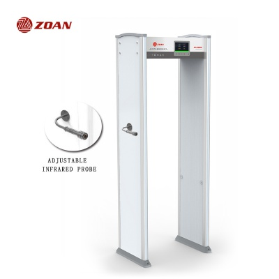 ZA3000 Infrared human temperature detector