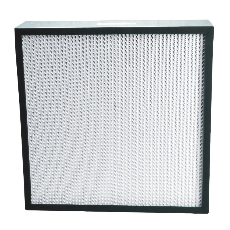 Difference Between Deep pleated Hepa Filter and Mini pleated Hepa Filter