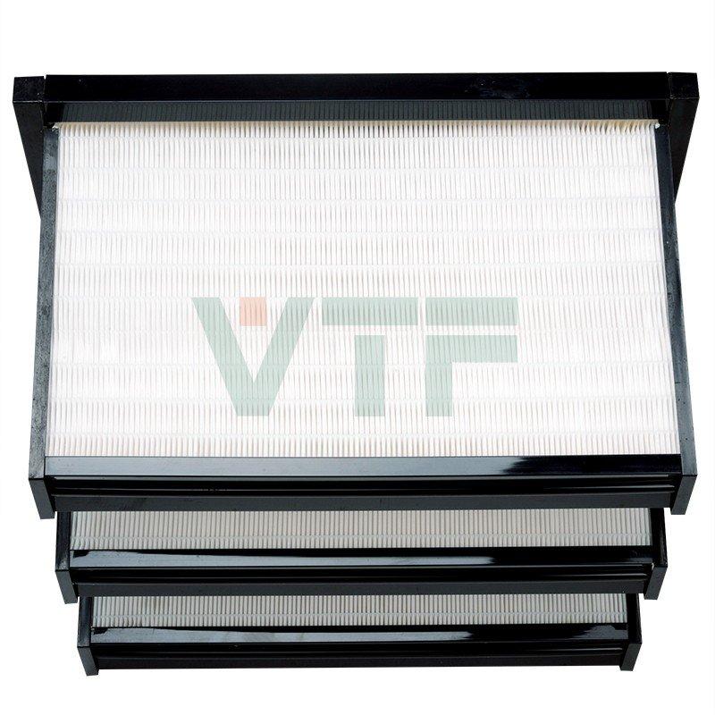 V-Bank Compact Filter