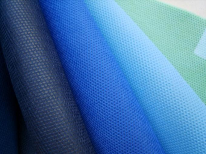 100% Virgin PP Only Ss Nonwoven Fabric